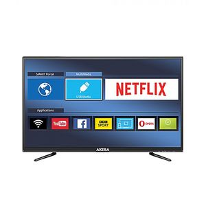 Akira 39 Inch Full HD Smart LED TV 39MS1303 Black