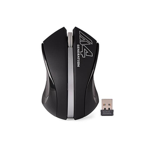 A4 Tech G3-310N wireless Mouse Black & Sliver