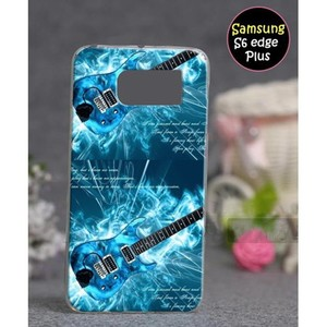 Samsung S6 Edge Plus Mobile Cover Guitar Style SA- ...