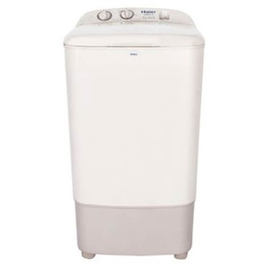 Haier Semi Automatic Washing Machine 8 Kg HWM-80-35 Off White