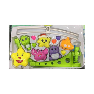 Baby Toys Sweet Cuddles Musical Cot Mobile Multi Color