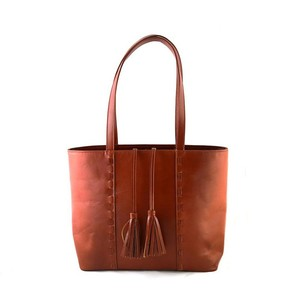 Stylish Leather Hand Bag For Women Brown
