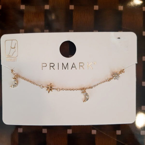 Primark Stary Night Anklet/Bracelet Golden