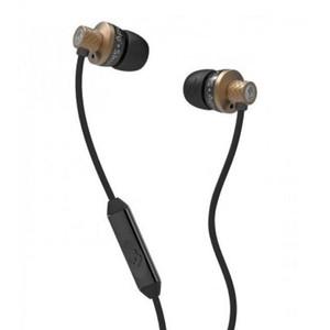 SKULLCANDY 214 Titan Earphones with Mic Black &amp ...