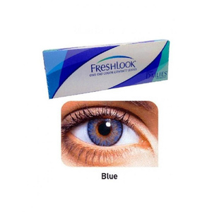FreshLook Soft Contact Lenses With Kit C ...