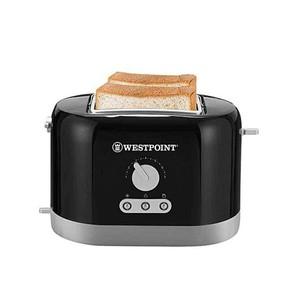 Westpoint 2 Slice Toaster Wf2538 Black