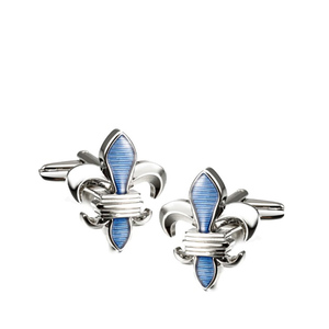 Julke Mystic Cufflinks for Men Silver