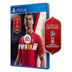 EA Sports FIFA18 World Cup For PS4