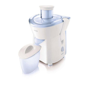 Philips Daily Collection 220 W Juicer 1 Speed HR1823/70 White