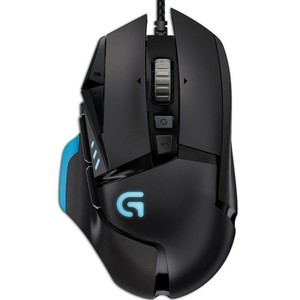 Logitech G502 - Proteus Rgb Wired Gaming Mouse wit ...