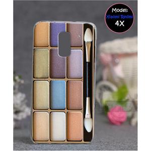Xiaomi Redmi 4X Makeup Style 1 Mobile Cover Multi Color
