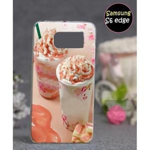 Samsung S6 Edge Cover Ice Cream Style SA-5027 Mult ...