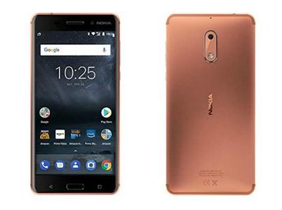 Nokia 6 5.5 Inch Screen, 3 GB RAM, 32 GB ROM, CPU ...