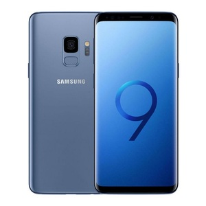 "Samsung Galaxy S9 Single Sim, 5.8"" Screen, 4GB RAM, 64GB ROM, CPU Octa-Core Smartphone Coral Blue"