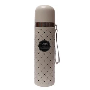 500 ml Water Bottle White