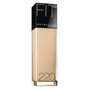 Maybelline Fit Me Liquid Foundation 220  ...