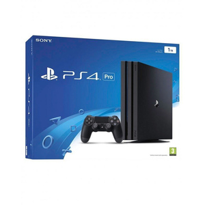 Sony Sony PlayStation 4 Pro 1 TB Black
