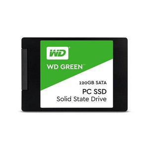 Western Digital SSD Internal 120GB Green