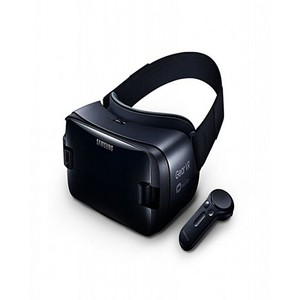 Samsung VR Oculus Gear With Controller 360 Black