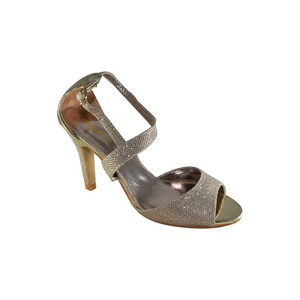 Walkeaze Heel Sandals for Women 94658S Golden