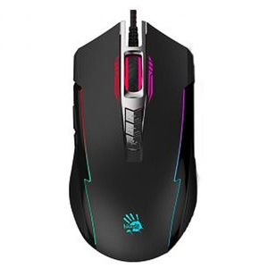 A4Tech P93 Gaming Mouse Wired RGB Black