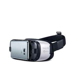 SAMSUNG Oculus Gear VR Glasses Black and White
