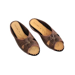 SNF Shoes Slippers For Women 2770 Derby Brown