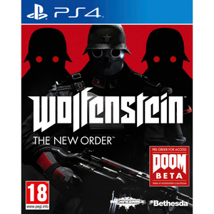 Sony Wolfenstein: The New Order for PlayStation 4