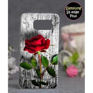 Samsung S6 Edge Plus Mobile Cover Rose Style SA-33 ...
