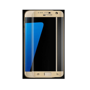 Tempered Glass for Samsung Galaxy S7 Edge Golden