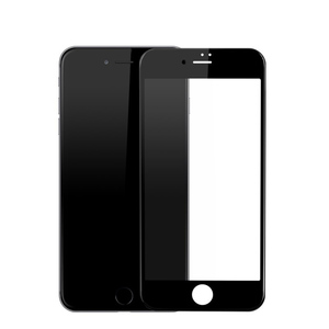 Baseus 0.3mm Tempered Glass Film for iPhone 7, iPhone 8 SGAPIPH8N-KA01 Black