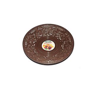Pack of 3 Roti Basket KW-274 Brown