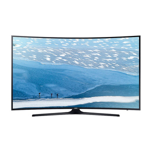 "Samsung 49"" 49KU7350 Curved 4K Smart LED TV Black"