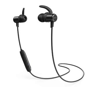 Anker Sound Buds Slim Bluetooth Headphone Black
