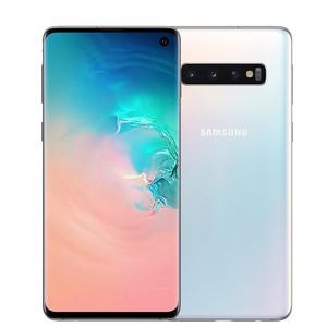 "Samsung Galaxy S10 Display 6.1"", CPU Octa-core, Smartphone White"