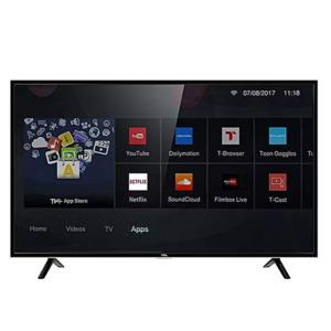 TCL 40 inch S64 Full HD Smart LED TV Black