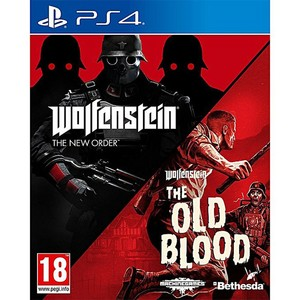 Wolfenstein The New Order and The Old Blood Double ...