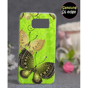 Samsung S6 Edge Mobile Cover Butterfly S ...