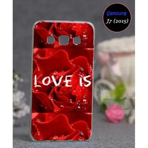 Samsung J7 2015 Back Cover SA-4898 Red