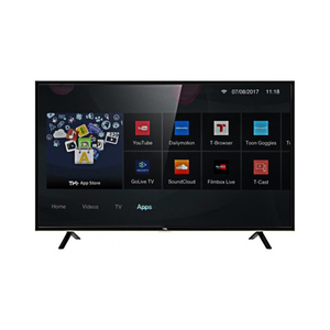 TCL 32 inch Smart LED TV 32S62 Black