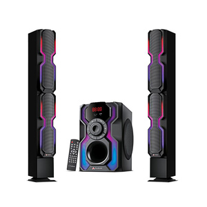 Audionic Reborn RB-115 Home Theater System Black