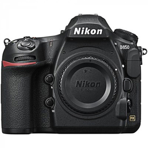 Nikon D850 DSLR Camera Body Black