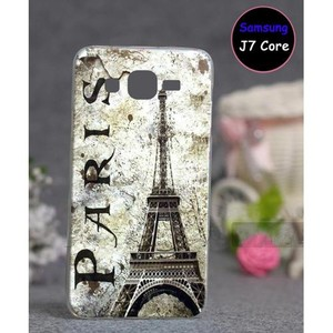Samsung J7 Core Mobile Cover Eiffel Tower SA-4451 ...