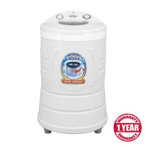 Boss Round Shape Washing Machine KE2000 White