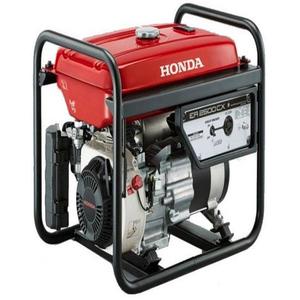 Honda Generator ER 2500 CX Red & Black