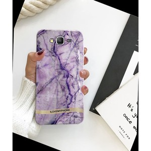 Samsung J7 2015 Luxury Cover SAA-2690 Purple