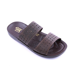 Stylish Slipper For Men GB105 - Brown