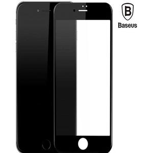 Baseus Silk Screen Light Protection Tempered 0.2Mm Glass Iphone 7 Plus, 8 Plus Black