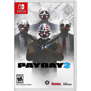 505 Games Payday 2 For Nintendo Switch