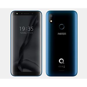 "Qmobile Phantom P1 PRO 5.7""Display, 3GB RAM, 32GB ROM, Smartphone Blue"